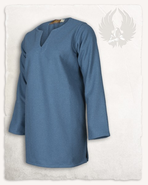 Tronde Tunic wool light blue LIMITED EDITION