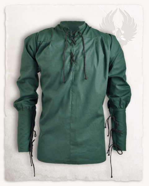 Simon shirt green