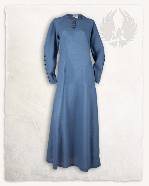 Jovina dress linen light blue LIMITED EDITION