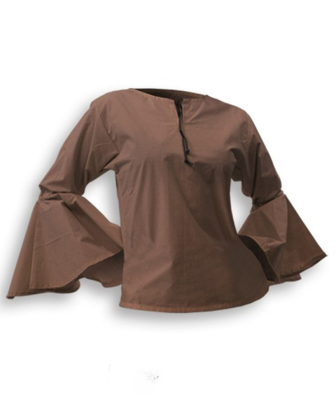 Felice blouse brown discontinued